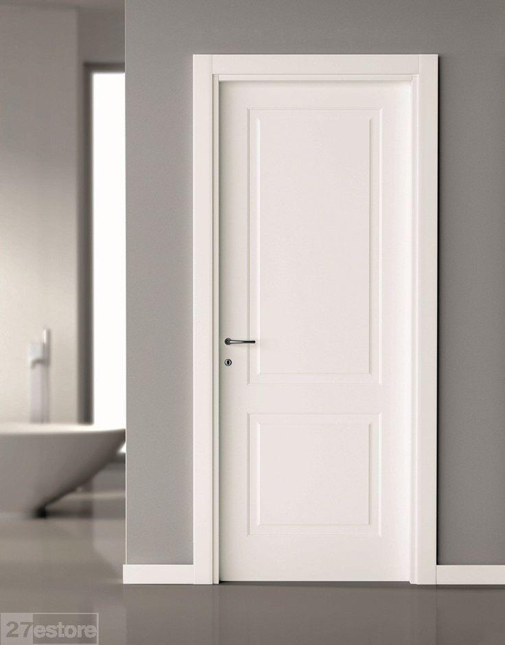 Weiße Holztüren – Wood Design