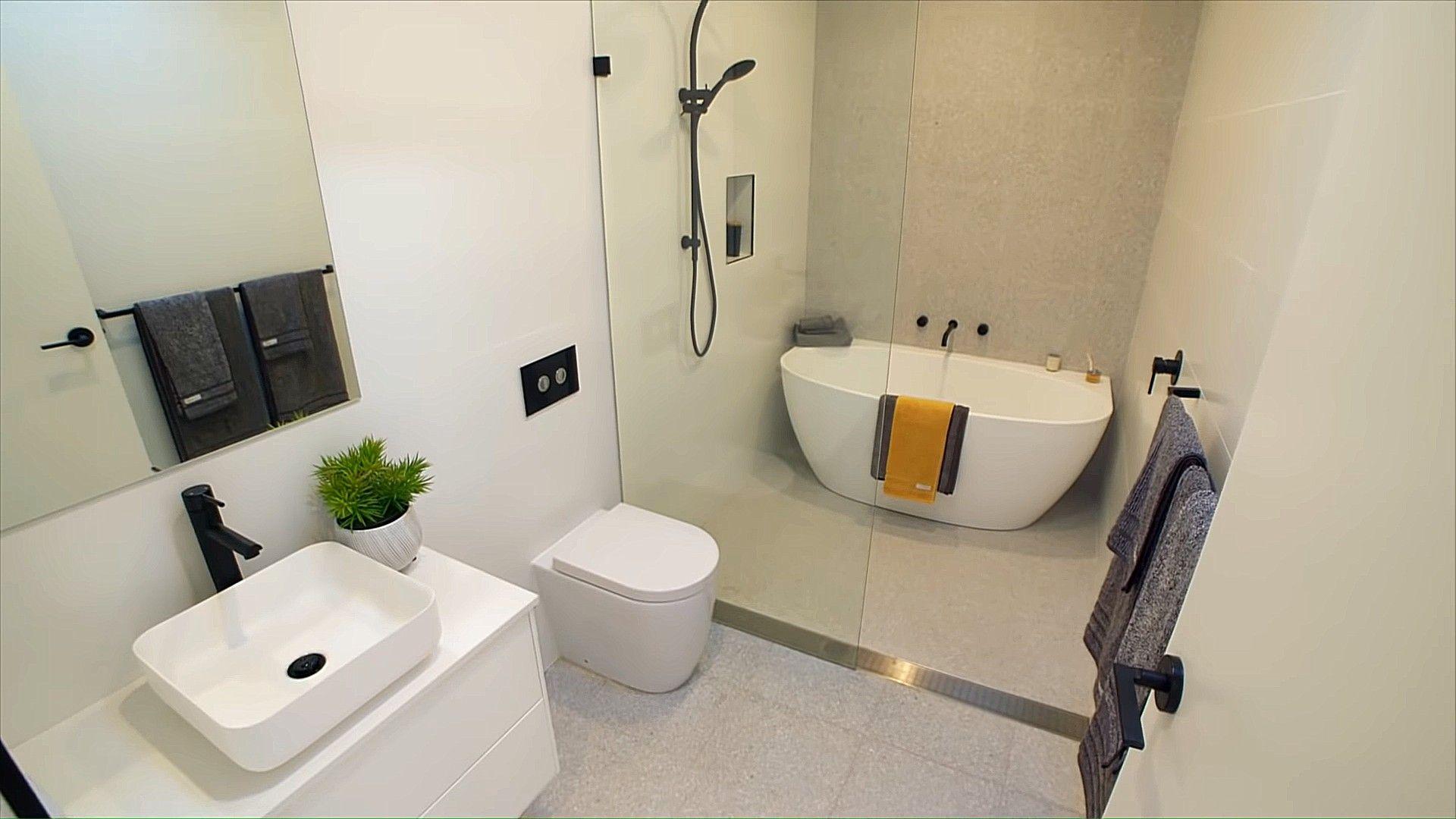 Weiße Tasse Waschbecken Und Schwarzen Wasserhahn Kombination Bad Eitelkeit