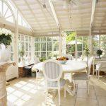 Weiße Wintergarten Esszimmermöbel | Die besten Holzmöbel, Wohnzimmermöbel, ....