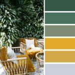 Welche Farbe passt zu Gelb? Wohnideen und Gestaltungsbeispiele in verschiedenen Nuancen - Dekoration Haus