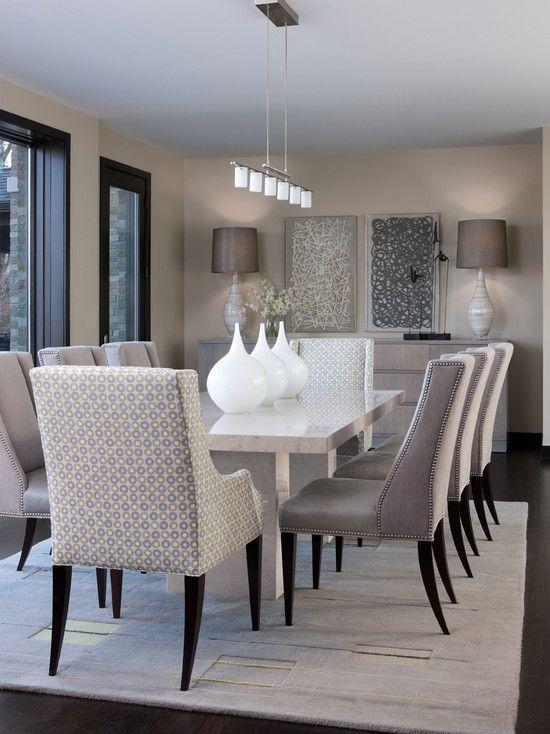 White Dining Room Chairs white dining room chairs modern chair design ideas elegant white CHLBHOU – Home Decor Ideas