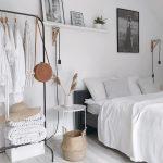 White bedroom #bedroomdesignminimalist White bedroom - #Bedroom #White