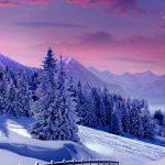 Winter iPhone Hintergrundbilder - 28 Süße Winter iPhone Hintergrundbilder zum kostenlosen Download