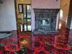Wir sind spezialisiert auf 3D-Boden 3D-Decken Spanndecken Luxus-Dekor Tischdecke...
