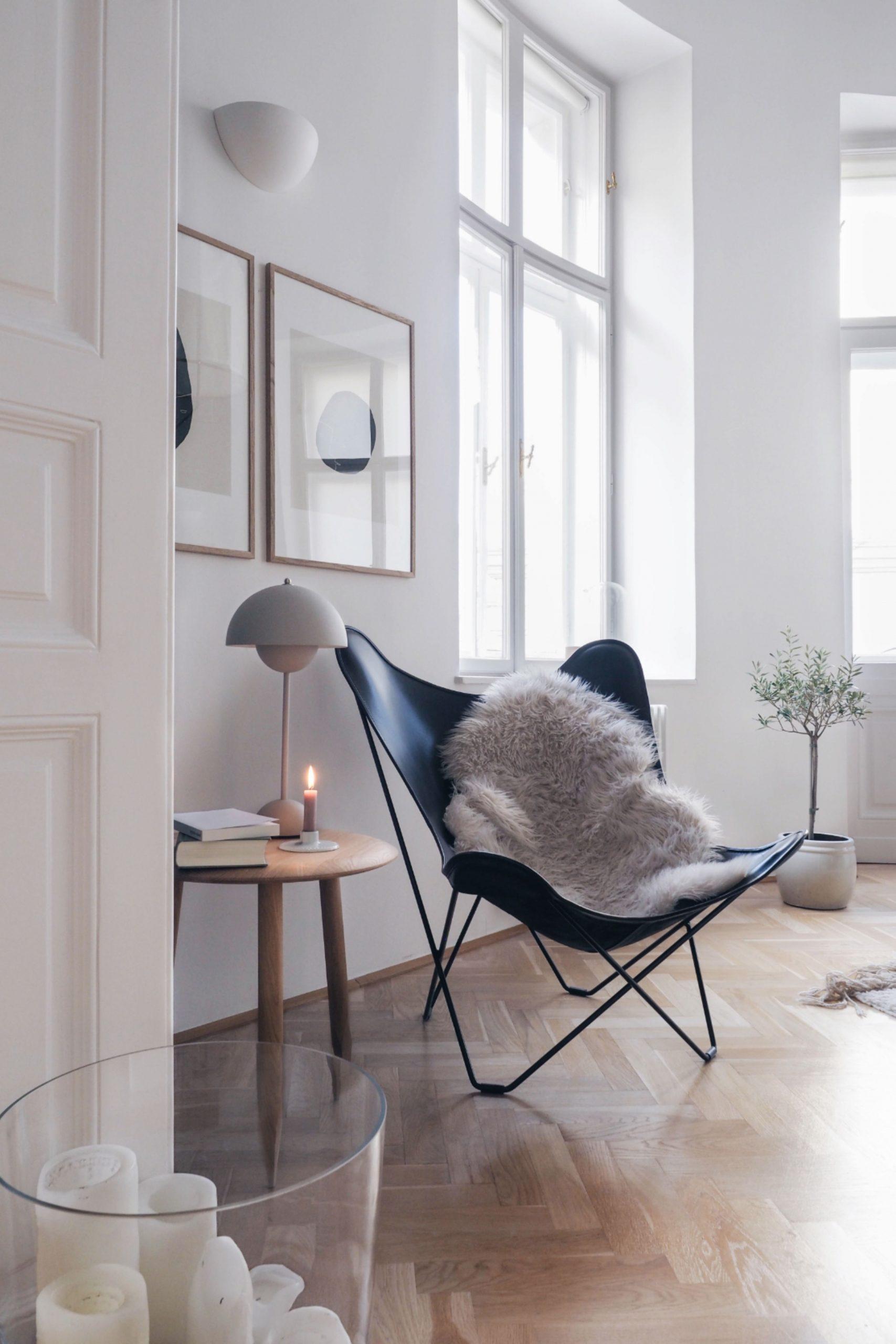 Wohnzimmer Ideen: Tischlampe von &tradition :  Wohnzimmerliebe: Ein neuer Beiste…
