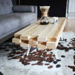 Wooden Coffee Table - Modern Coffee Tables - freshideen.com - #Coffee #coffeetab...