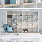 YOMO – Bücherregal fürs Wohnzimmer - https://pickndecor.com/dekor