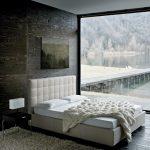 Zanotta Overbox Doppelbett mit Bettkasten