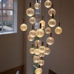Zeitgenössische Kronleuchter für Foyer - Leben Ideen
