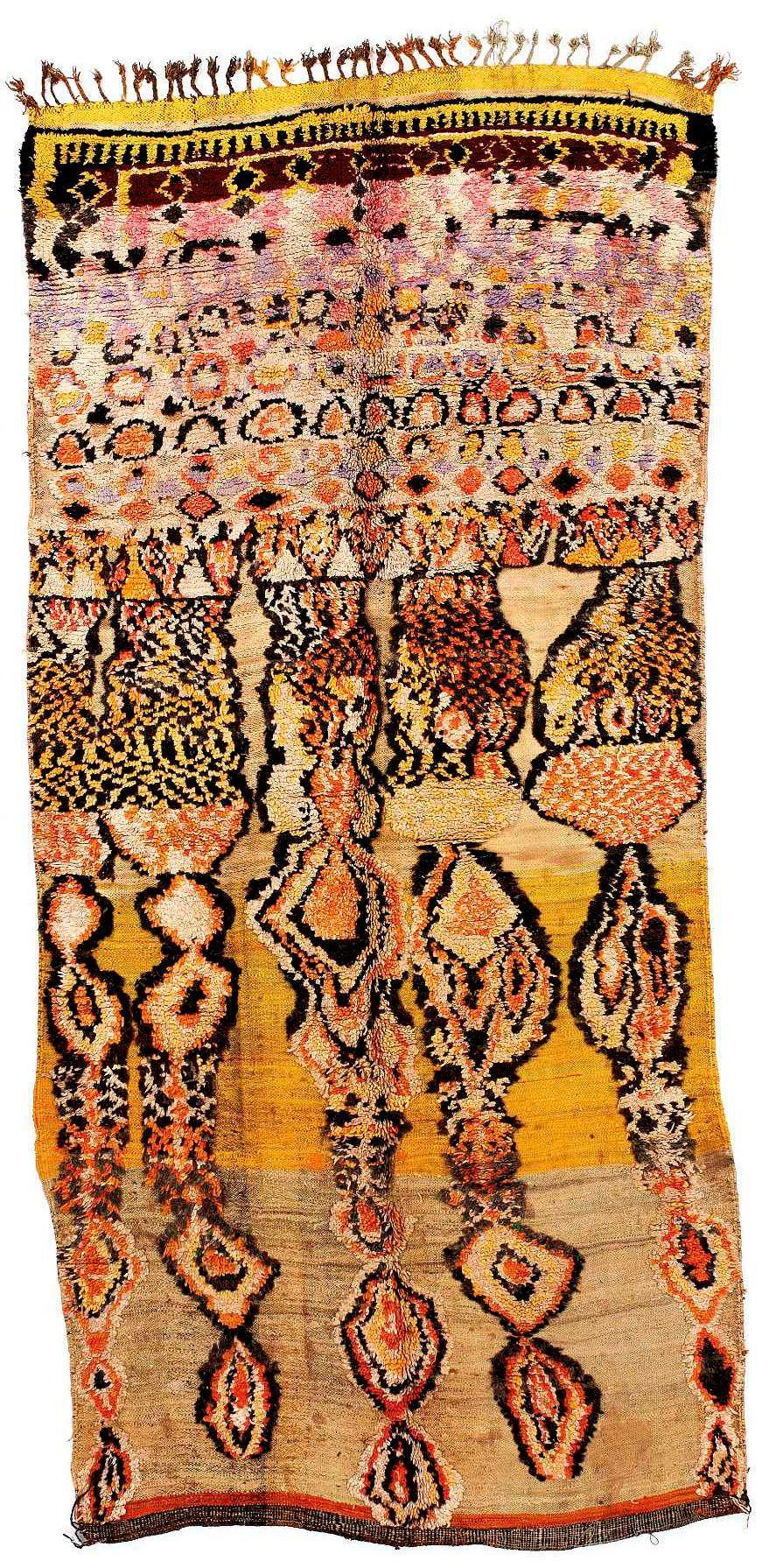 Zenaga. Marokkanische Teppiche aus der Sammlung Adam – Ausstellung – Die Far…
