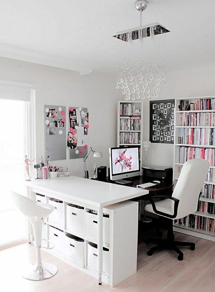 Zimmergestaltung – tolle Ideen für die Einrichtung des Heimbüros