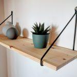 Zirbenholz Regal | Wandregal | Wandboard | Zirbenholzbrett