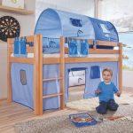 Zoomie Kids Giordano 90 x 200cm High Sleeper Bed | Wayfair.co.uk