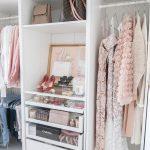 #begehbarer #cloffice #clothesOrganization #glaswandschrank #kleiderschrank