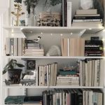 bookshelf ideas, DIY bookshelf decorating ideas, bookshelves for small space, un...