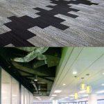 carpet tiles * #carpettiles teppichfliesen #Kitchencarpettiles #carpettilesBeige...