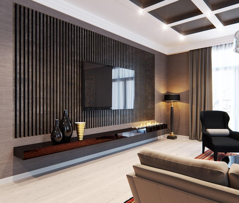 cool-wall-treatments     Interior Design Ideas.