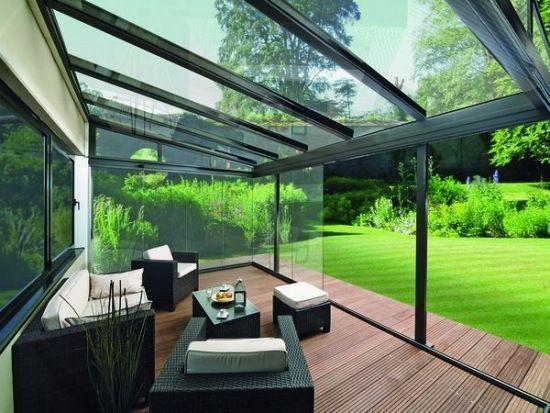 #die #Dieser #für #Glasdach #Terrasse #Terrassenüb