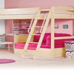 diy loft bed plans with a desk under | Related Post from Loft Bed with Desk Unde...