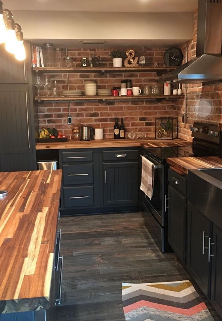 estilo dos móveis prateleiras Black Kitchen Cabinets dos estilo móveis pratele…