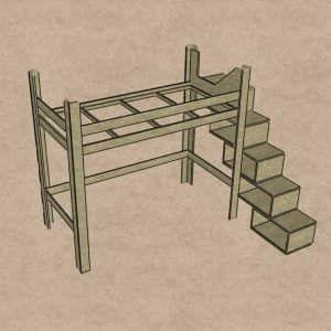 hochbett-selber-bauen-1