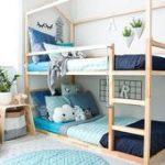 moderne Kinderzimmer Schlafzimmermöbel Schlafzimmermöbel-Sets Kleinkind Schlafzimmer-Set be ....