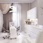 mueble de guardado para consultorios A/L Vitrina de productos para exposicion - ...