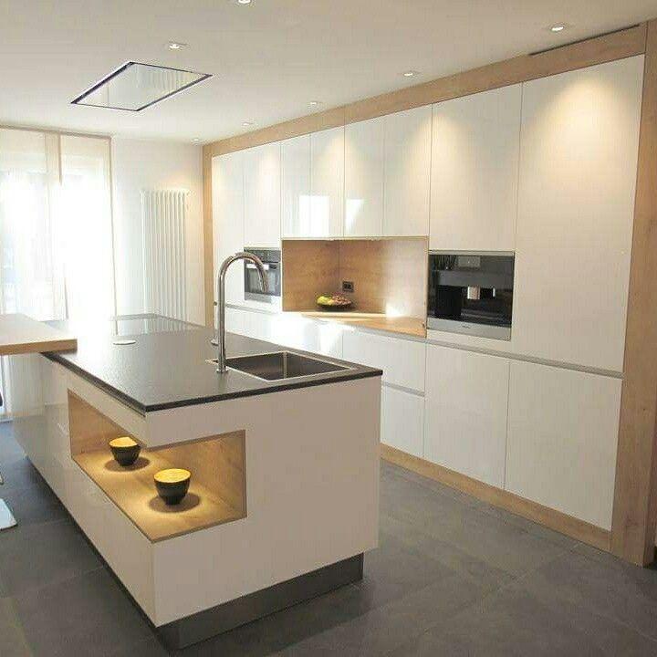 olina Küche bei Fam. Pircher in Meran :-) #kitchen #küchen #kücheninsel #kueken #cucine #cucina #küche #creativ #kreativ #interior #interiordesign #olina #olinaküchen #olinameran #meran #merano – https://pickndecor.com/dekor