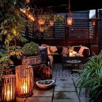 rooftop design beautiful views deco ideas garden furniture creative garden - #be...