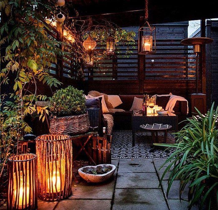 rooftop design beautiful views deco ideas garden furniture creative garden – #be…