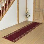 runrug® Cheops Looped/Hooked Red Indoor/Outdoor Rug | Wayfair.co.uk