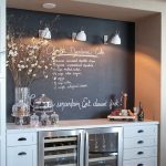 tafelwand für die küche - bingefashion.com/dekor