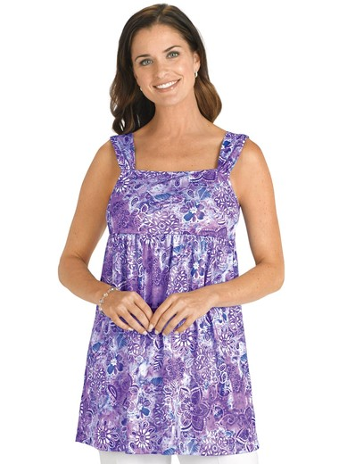 ... fashionable tunic top with built-in bra uqvfnzf