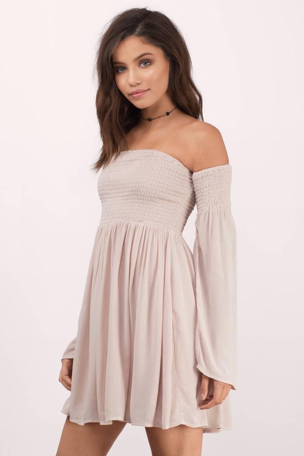 ... tobi off the shoulder dresses, rose, ellie off the shoulder dress, tobi inivjdq