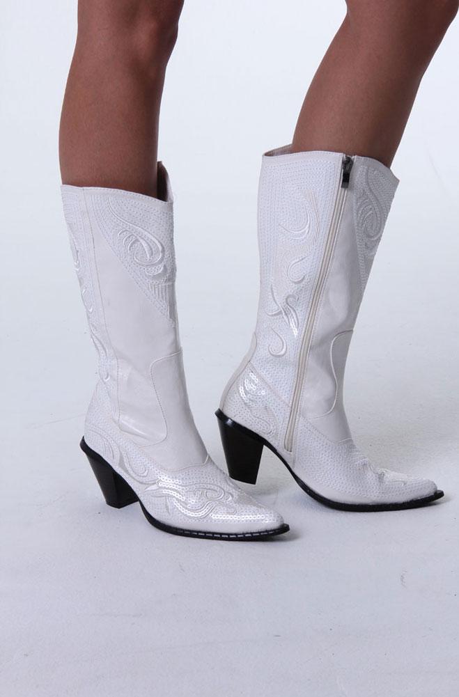 ... white western wedding boots ... dfipnaz