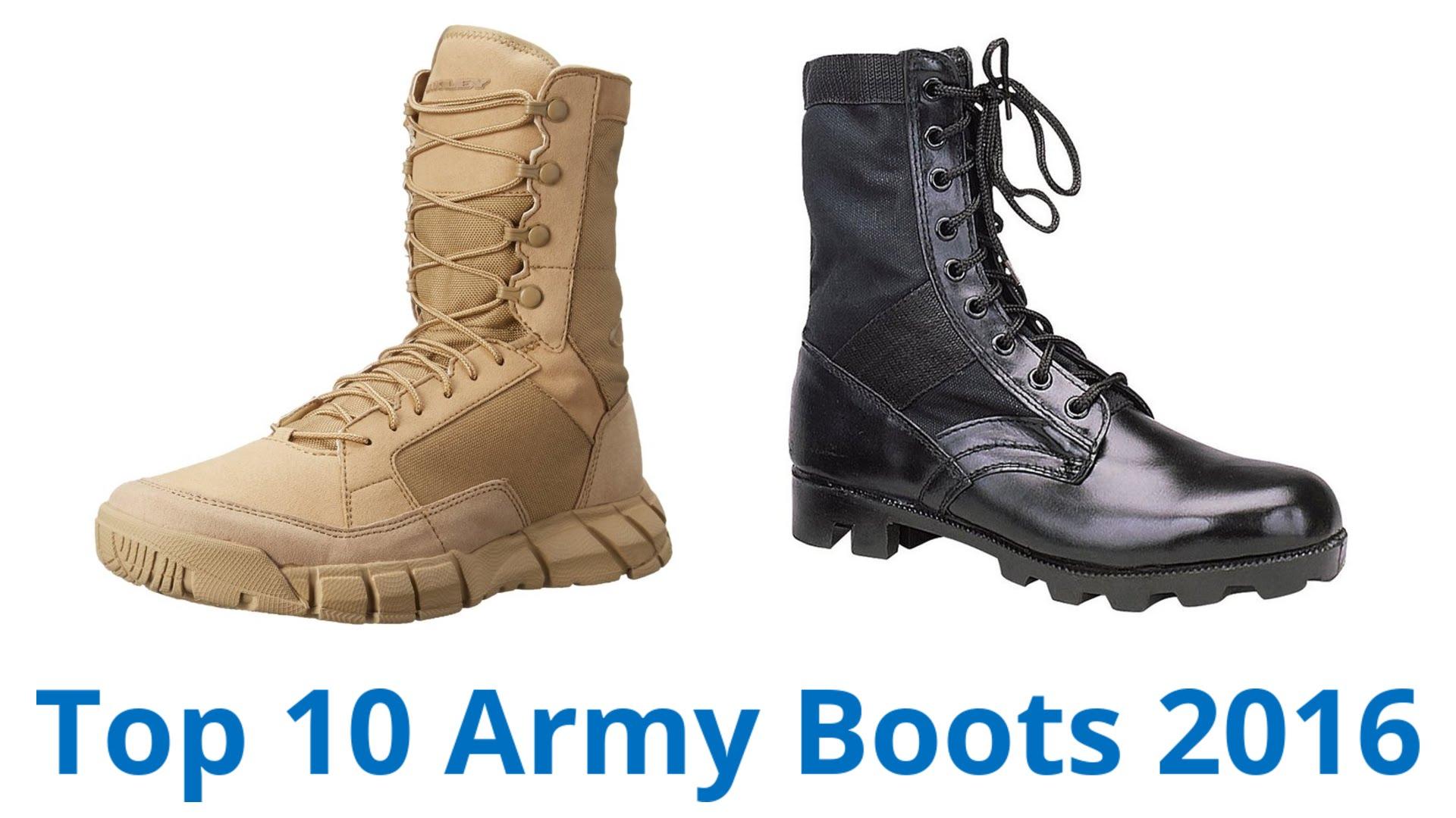 10 best army boots 2016 yurdmot
