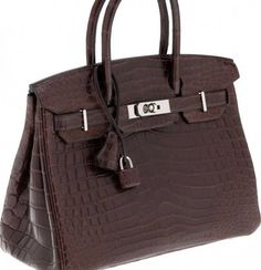 10 worlds most expensive handbags - hermes crocodile birkin bag made in geusxvb