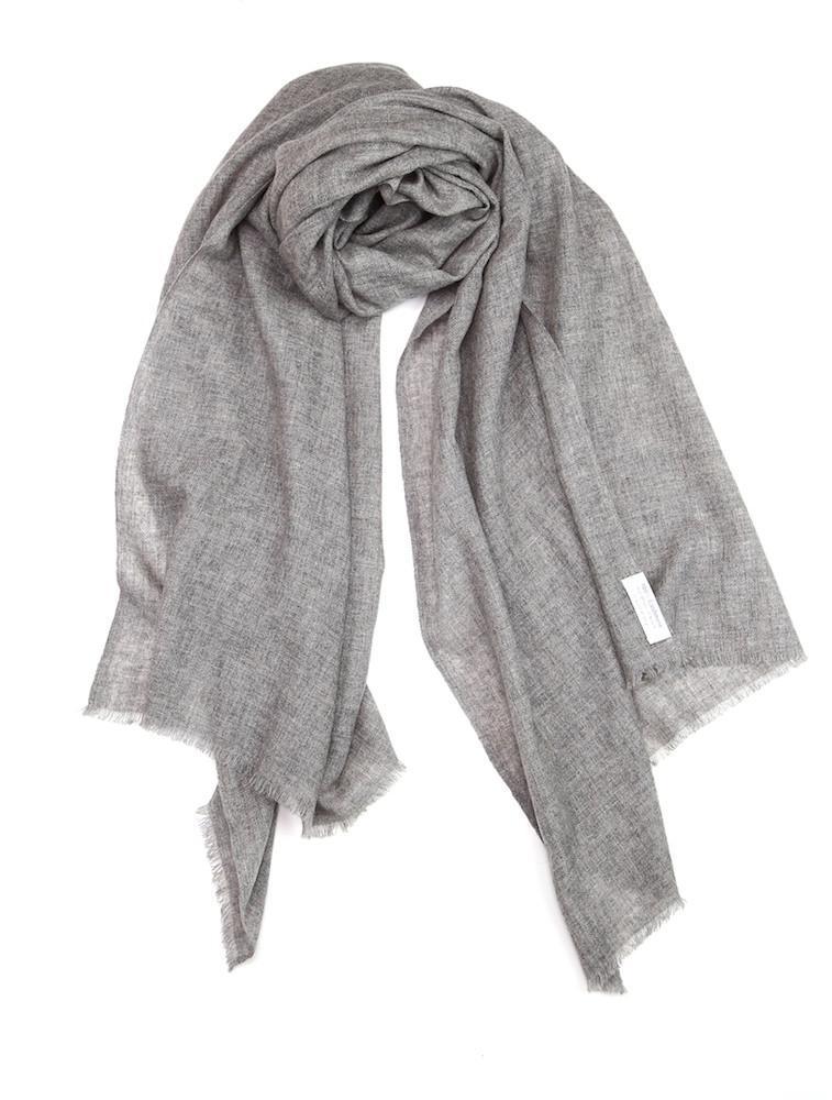 100% cashmere scarf from kathmandu nepal sflpzmg