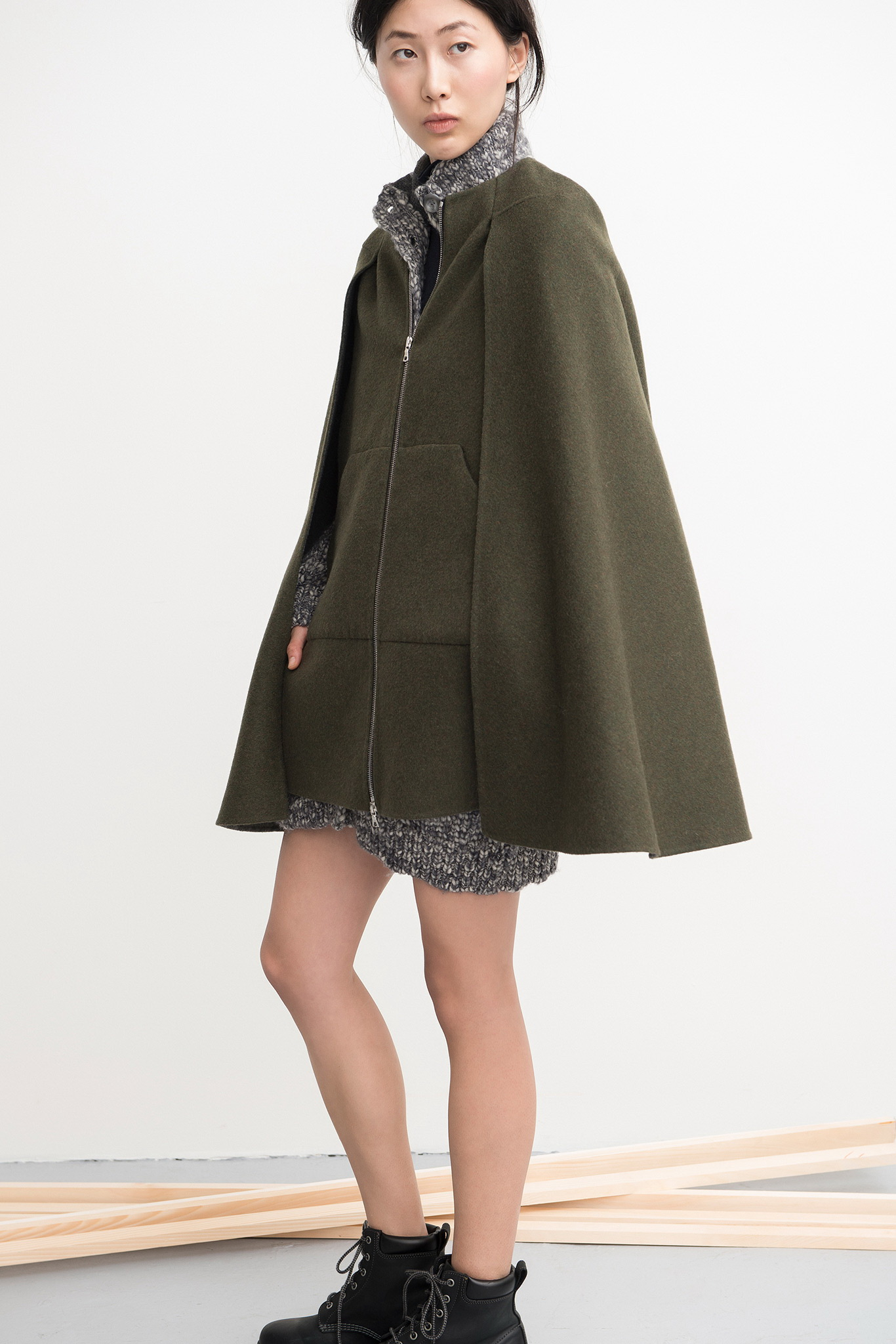 25 cape coats to wear this fall-winter 2017 kydlwme