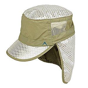 alchemi sun hats sun/desert hat, khaki ojsrsvd