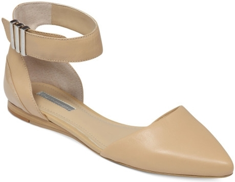 ankle strap flats fksecti