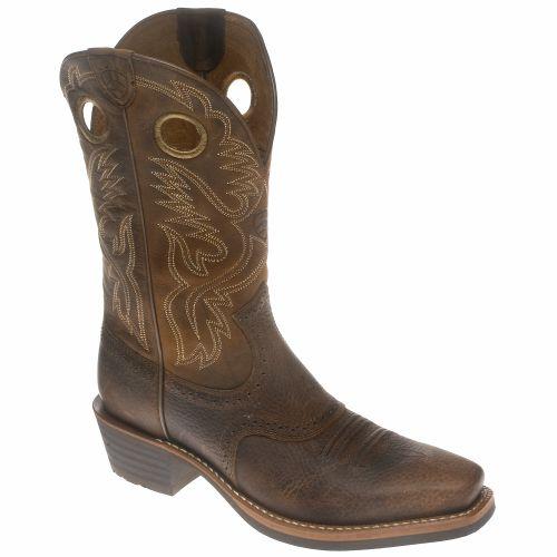 ariat cowboy boots ... ariat menu0027s heritage roughstock cowboy boots - view number 2 eveqzta