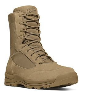 army boots danner tanicus lightweight durable desert tan military boots ar 670-1  compliant ceflpls