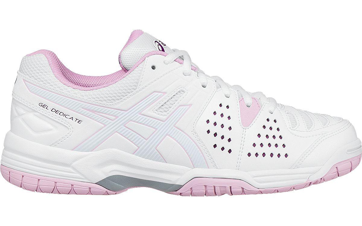 asics womenu0027s gel-dedicate 4 tennis shoes wyhxwhn