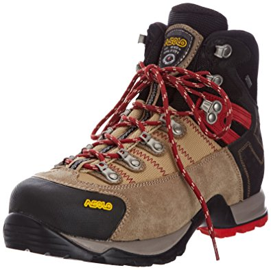 asolo boots asolo menu0027s fugitive gtx hiking boots, wool / black, ... ittlgmw