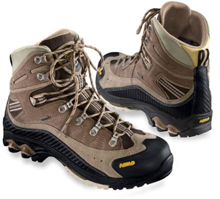 asolo boots dark sand/nicotine aqhmoun