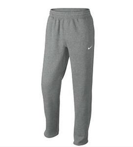 athletic pants image is loading nike-611458-063-club-swoosh-fleece-athletic-pants- qoxswis