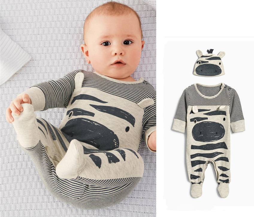 baby boy rompers aliexpress.com : buy 2017 new autumn baby boy girl romper baby clothes setcwjv