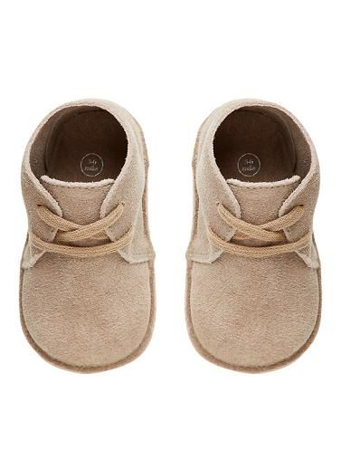 baby boy shoes baby boyu0027s suede desert boots. leather upper, rubber sole. pkotwzg