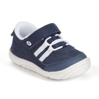 baby boy shoes stride rite ivan baby boysu0027 sneakers nwgjnpu